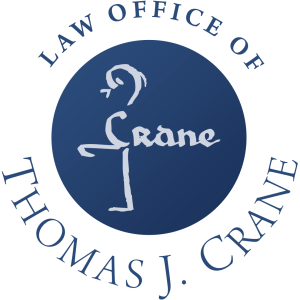 Law Office of Thomas J. Crane logo